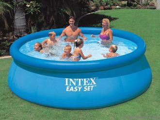 Бассейн круглый INTEX EASY SET 366 х 91 см